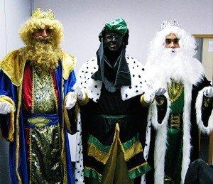 contratar visita reyes magos Barcelona