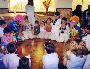 Las fiestas de cumpleaños infantiles para Barcelona.