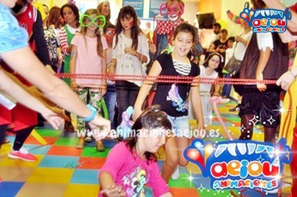 fiesta infantil a domicilio en barcelona
