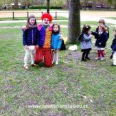 payasos fiestas de niños Barcelona