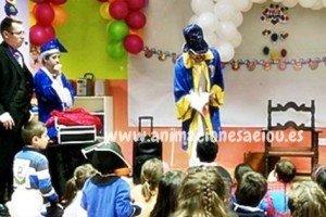 Fiestas de magos Barcelona