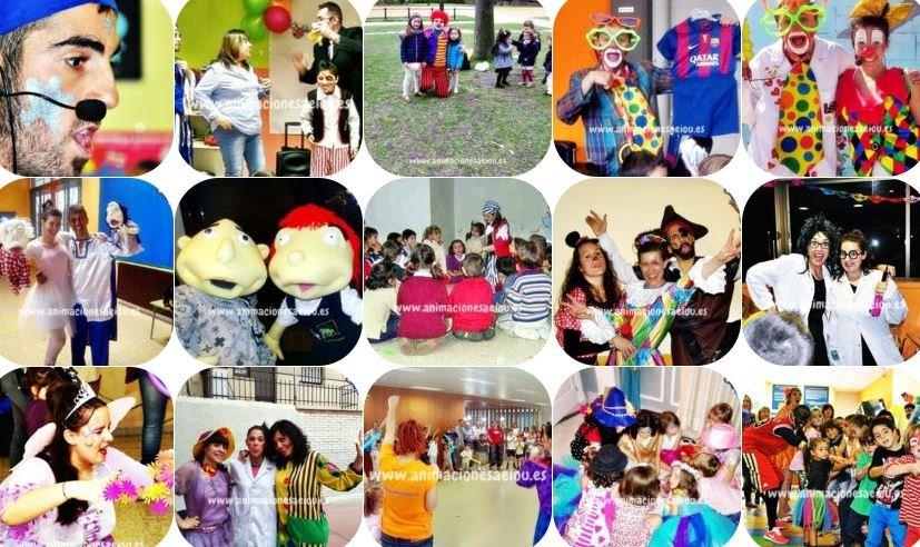 Animadores en Figueres