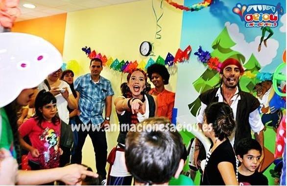 Animadores para fiestas infantiles en Balaguer
