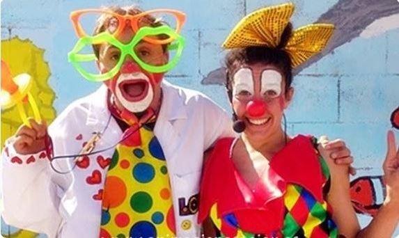 Payasos para fiestas infantiles en Balaguer